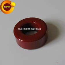 10pcs T106-2 Iron Powder Core Circular High-Frequency RF Filter Inductance