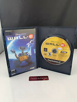 WALL-E PS2 Playstation 2 COMPLETE w/ Case & Manual  Tested And Working