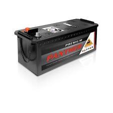 Panther Batterie Premium 12V 154Ah LKW Batterie, für Nutzfahrzeuge DIN65411