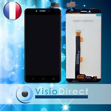 """Ecran complet pour Asus Zenfone 3 Max ZC553KL X00DD 5.5"""" noir vitre tactile+ LCD"""