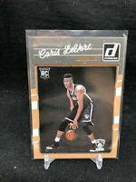 CARIS LEVERT 2016-17 Panini Donruss RC Rookie Card #167 Brooklyn Nets AB79