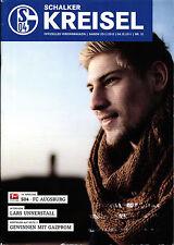 BL 2011/12 FC Schalke 04 - FC Augsburg, 04.12.2011, Lars Unnerstall