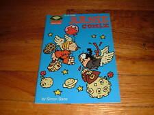 ARNIE COMIX #2 SIMON GANE Slab-O-Concrete UK IMPORT 1997 Comic Book Independent