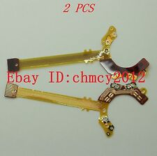 2pcs LENS Shutter Flex Cable For CANON PowerShot S95 Digital Camera Repair Part