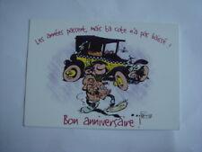 Gaston Franquin Carte Postale Les Années passent cote