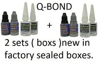 K tool Q BOND Ultra-strong adhesive and reinforcing powder kit ***** 2 BOX *****