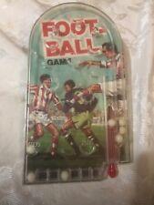 Vintage Soccer Pinball Game