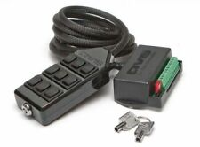 Switch Box AVS 9 Rocker Black Air Suspension System Control (Free 2day shipping)