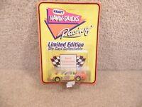 New 1993 Speedway Souvenirs 1:64 Diecast NASCAR Jim Sauter Kraft Handi Snacks