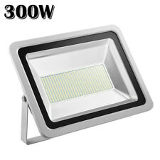 300W LED Flood Light Cool White Outdoor Garden Landscape Security Spot Lamp IP65