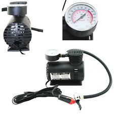 NEW Portable Electric Air Compressor for Car Tire Inflator Pump 12 Volt 300 PSI