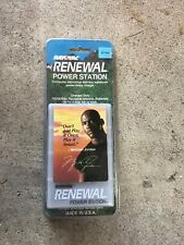 Rayovac Renewal Rechargeable Alkaline Battery Charger, Michael Jordan, New