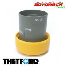 GENUINE Thetford Toilet Dump Cap Cassett toilet C2 C3 C4 With Measuring Cup