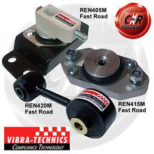 RENAULT CLIO MK3 2.0 RS, 197, R27, 200 Vibra Technics komplettes Straßen Satz