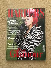 Harpers And Queen Magazine December 2004, Gwen Stefani Cover