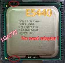 Intel Xeon E 5440 LGA775 = (core 2 quad Q9650)  (TDP80w) SLBBJ