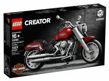 LEGO 10269 Creator Harley-Davidson Fat Boy (1023 Pieces) Brand New! Sealed!