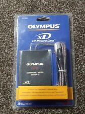 Olympus xD-Picture Card Camedia Usb Reader/Writer Mausb-10 Factory Sealed Nib