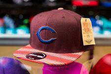 American Needle Cincinnati Reds MLB Baseball Woodland Strapback Hat