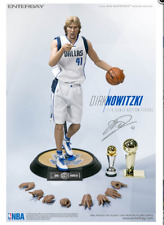 Enterbay Dirk Nowitzki 1/6th scale Real Masterpiece