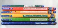 🔎  5x Wieso, weshalb, warum - Ravensburger Großformat - Sammlung Bücherpaket