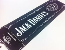 JACK DANIELS Bar Runner Mat Fathers Man Cave Pub Birthday Christmas GIFT No.7