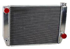 Griffin 1-25201-XS Aluminum Universal Fit Radiator for Chevy / Dodge Racer