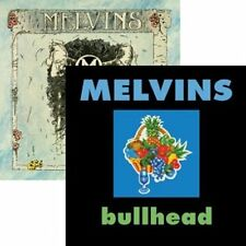 MELVINS - Ozma + Bullhead 2 x Vinyl LP - SEALED - New - Sludge Rock Metal