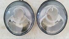 PORSCHE 911 993 Left and Right Headlight Lenses 1995-1998