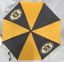 NHL NWT TRAVEL UMBRELLA - BOSTON BRUINS
