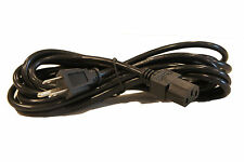 15' Foot AC 3 Prong Power Cord for Guitar Amp PC Fender Passport and More
