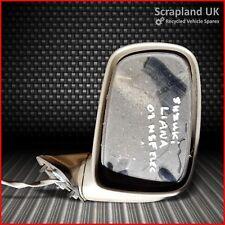 SUZUKI LIANA GLX 1.6 AUTO 2001-2007 Left Near Side Front Electric Wing Mirror