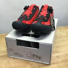 New Bontrager Foray Mountain Bike Shoe Red Size 46 / 13