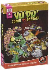 GDT Boardgame - Vudù Zombi VS Barbari - Red Glove Light & Fun - ITA NUOVO