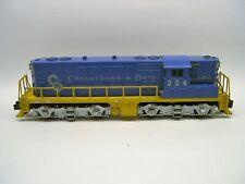 21234 American Flyer Chesapeake & Ohio C&O GP-7 Diesel Engine [Lot DD2-D69]
