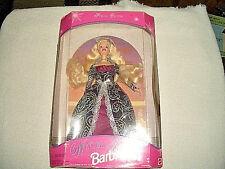BARBIE - WINTER FANTASY BARBIE #17249 - NO UPC#-BLONDE HAIR - NEW - 1996 - NRFB