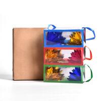 Super Mini Delux Paper Bag Appearing Flower Box (13 x 6 x 6cm) Magic Tricks Fun