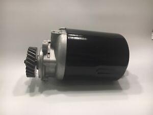 Ford 6710, 7710, 7810, 7910 Power Steering Pump w/ Long Cannister E6NN3K514TA