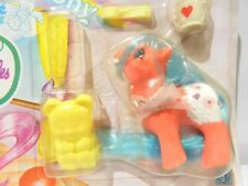 MY LITTLE PONY WITH DIAPERS BRAND TOP TOYS 1984 G1 SEALED IN CARD DIFFERENT RARE