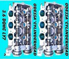 2 SUZUKI XL7 3.6 DOHC V6 CYLINDER HEADS 2007-2008 LY7 REBUILT NO CORE