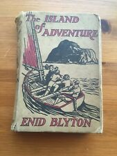 The Island Of Adventure By Enid Blyton First Edition 1944 1st/1st