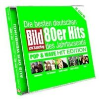 "BAMS ""80ER-POP & WAVE HIT EDITION"" 2 CD NEU"