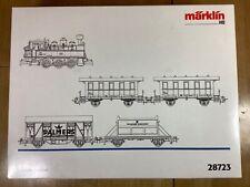 More details for marklin ho gauge 28723 3 rail ac austrian train pack