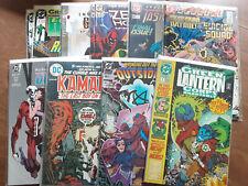 DC COMICS 11-Comic Book Lot