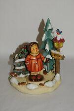 New ListingHummel Goebel Figurine & Scape 476 & #1014-D Tmk 7 Winter Song A623 Ks