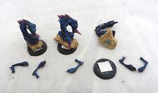 Warhammer Chaos Demon Daemon Tzeentch Flamers painted army lot metal oop