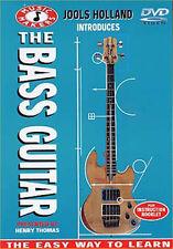 MUSIC MAKERS - BASS GUITAR - VARIOUS ARTISTS - DVD - REGION 2 UK