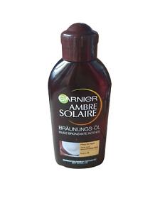 Garnier Bräunungs Öl Pflegendes Sonnen-Öl Ambre Solaire Kokos-Duft 200ml
