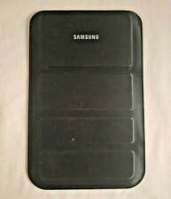 Samsung Galaxy Tab 3 7.0 Tablet Black Leather Sleeve Case w/ Kickstand