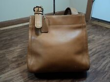 Coach #4157 Light Brown Leather Waverly Tote, VINTAGE  MUST SEE